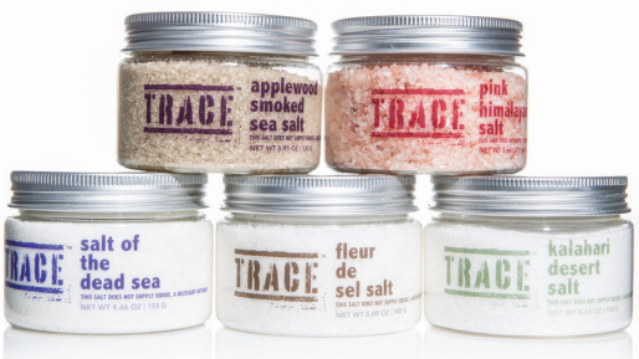 Coming Soon: TRACE Salt!