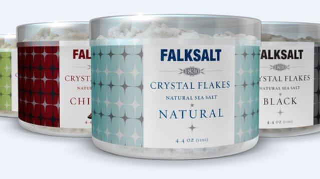 The Falksalt Difference!